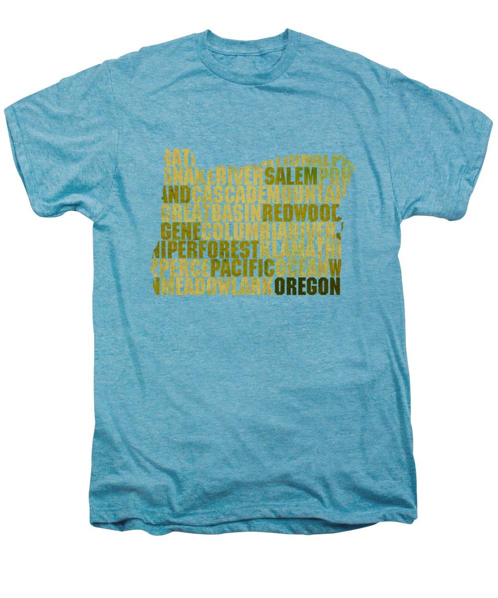 Oregon State Premium T-Shirts