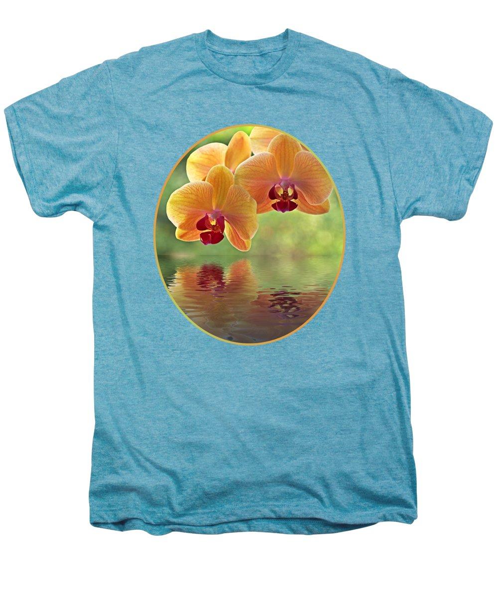 Floral Photographs Premium T-Shirts