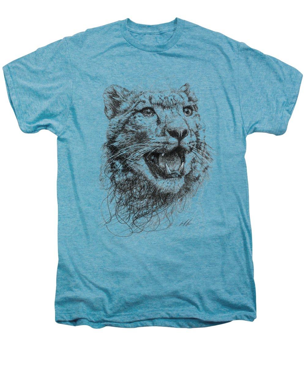 Leopard Premium T-Shirts
