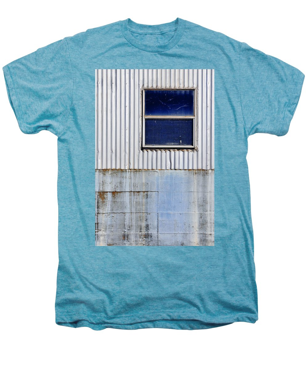Skip Hunt Men's Premium T-Shirt featuring the photograph Powder Blu by Skip Hunt
