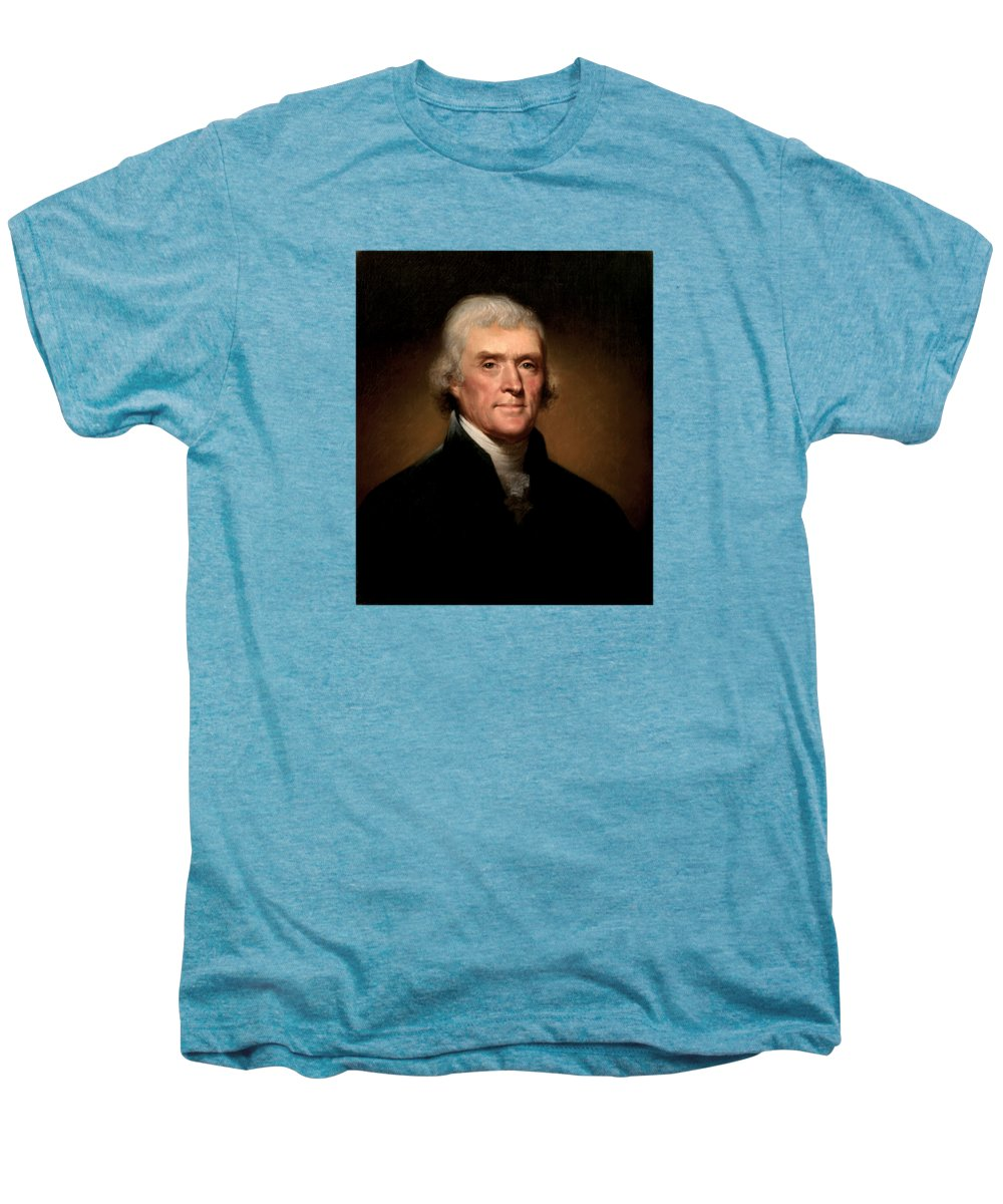 Thomas Jefferson Premium T-Shirts
