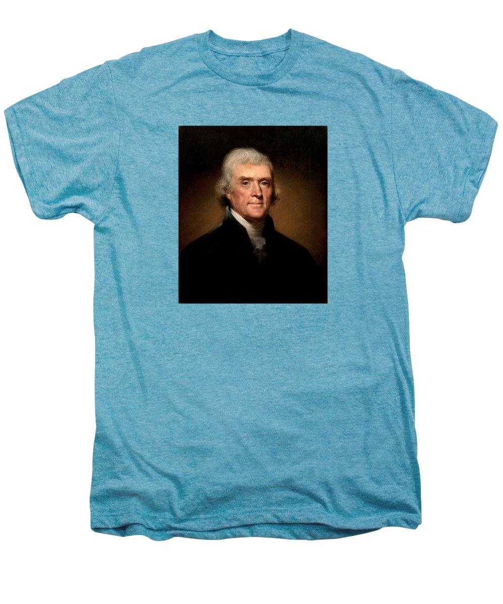 Thomas Jefferson Premium T-Shirts