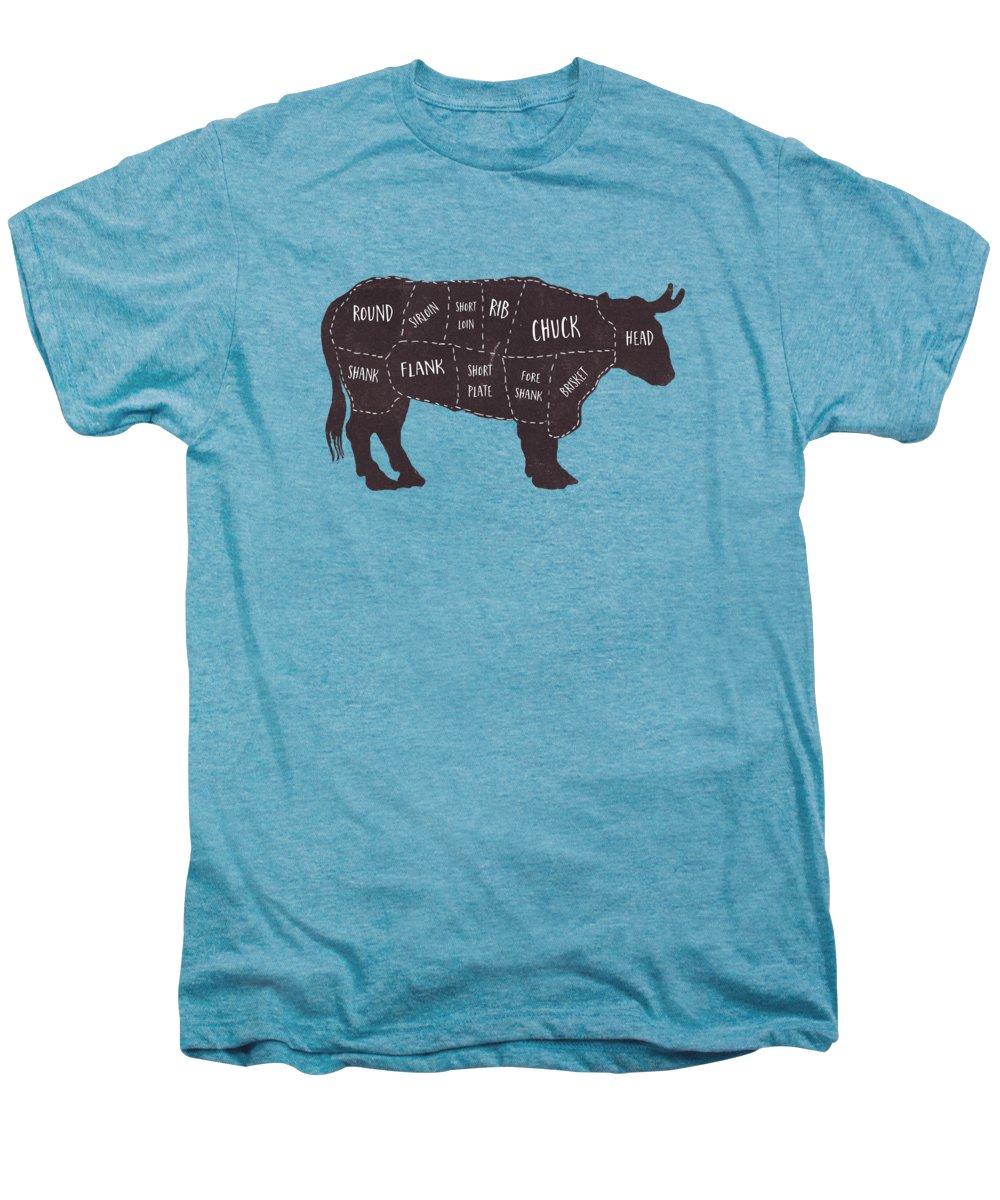 Cow Premium T-Shirts