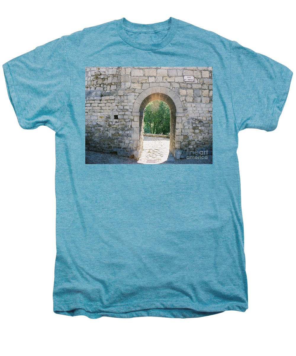 Promise Men's Premium T-Shirt featuring the photograph Promise by Nadine Rippelmeyer