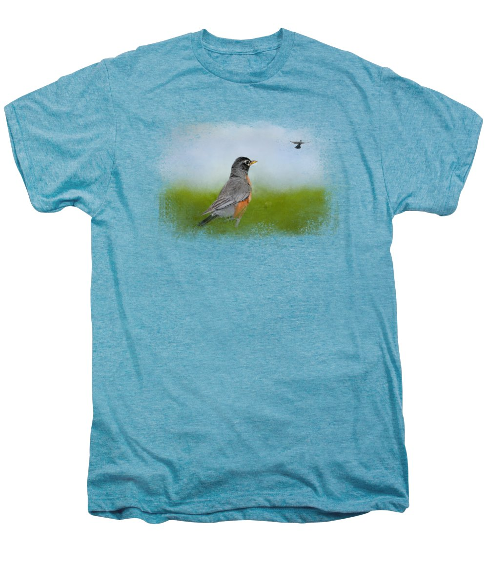 Robin Premium T-Shirts