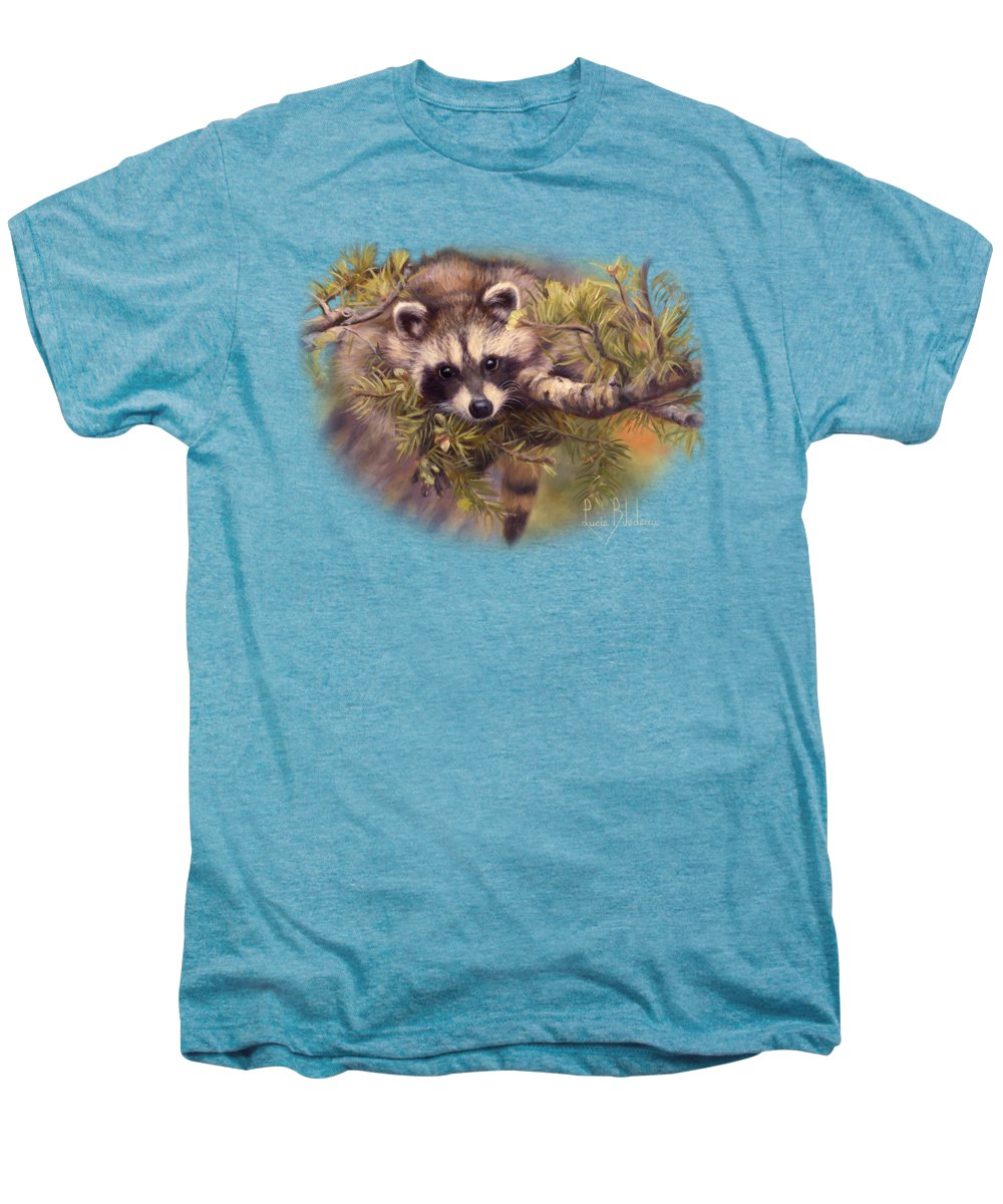 Raccoon Premium T-Shirts