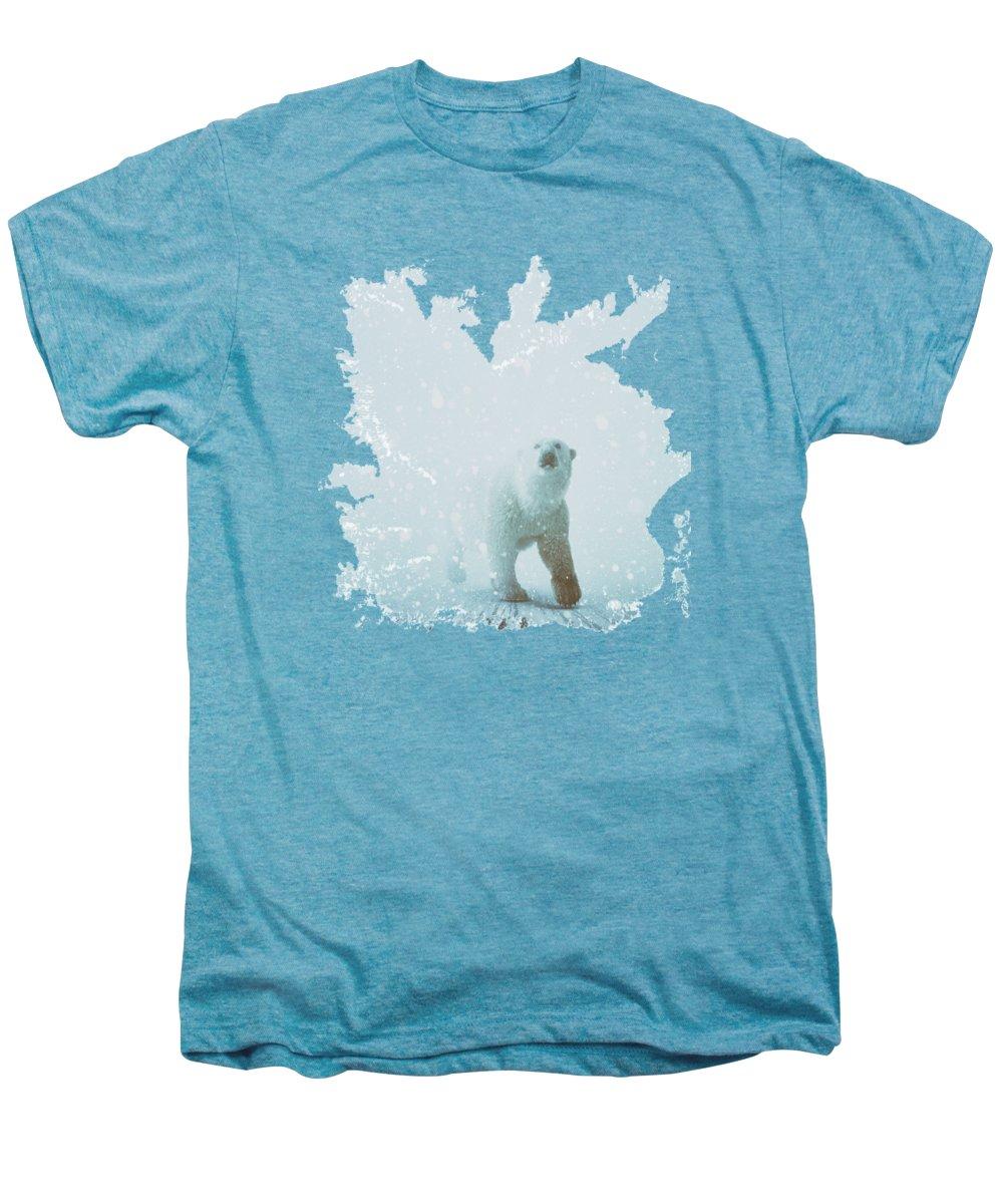 Polar Bear Premium T-Shirts