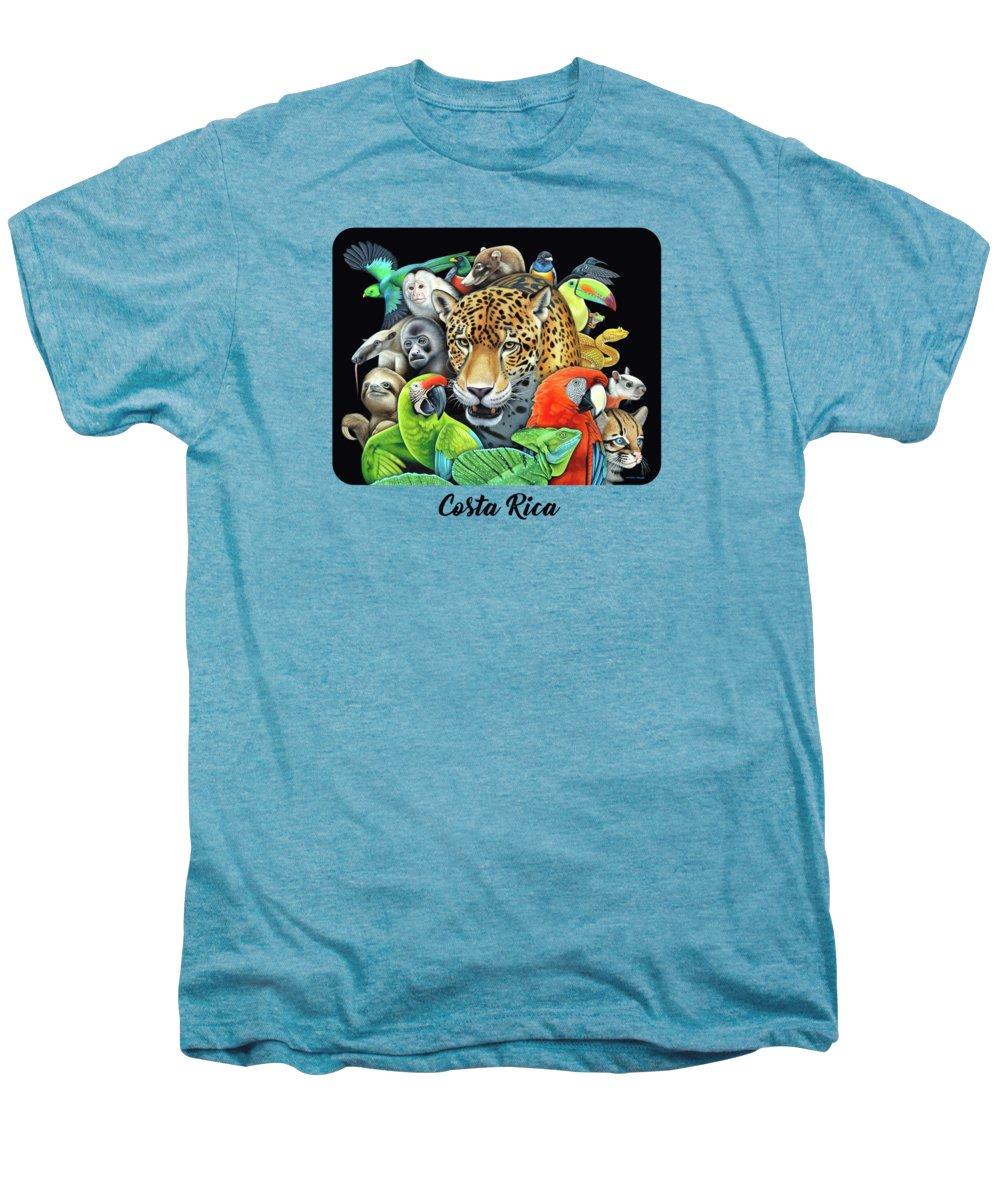 Macaw Premium T-Shirts