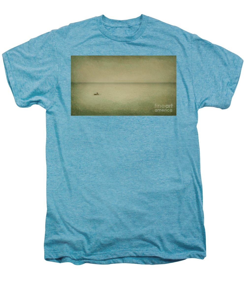 Sea Men's Premium T-Shirt featuring the photograph The Recesses Of The Deep by Dana DiPasquale