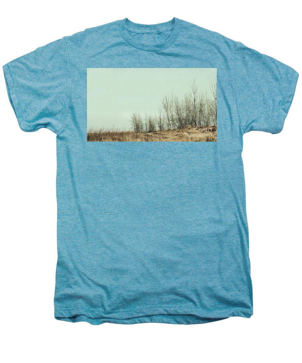 Trees Men's Premium T-Shirt featuring the photograph The Things We Should Have Done To End Up Somewhere Else by Dana DiPasquale