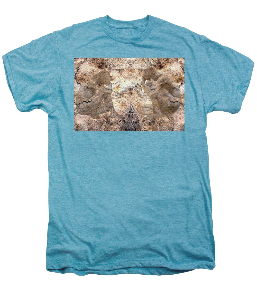 Nudes Men's Premium T-Shirt featuring the photograph Timeless by Kurt Van Wagner