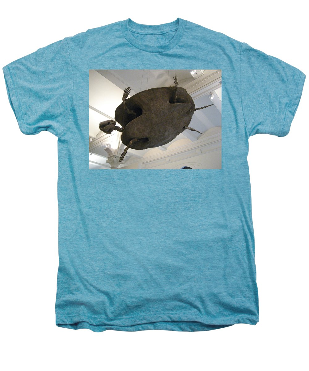 Turtle Men's Premium T-Shirt featuring the photograph Turtle by Brian McDunn