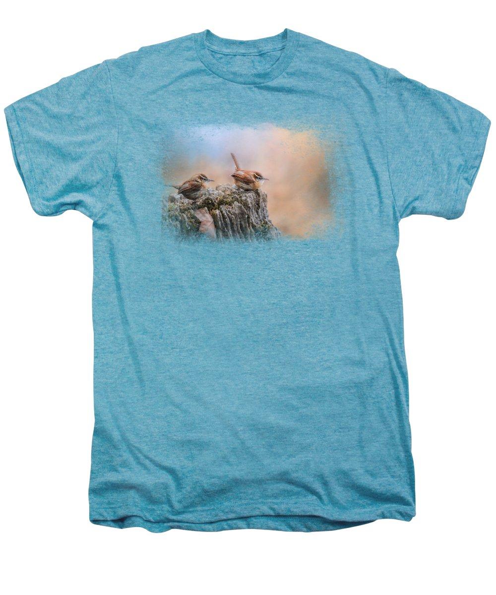 Wren Premium T-Shirts