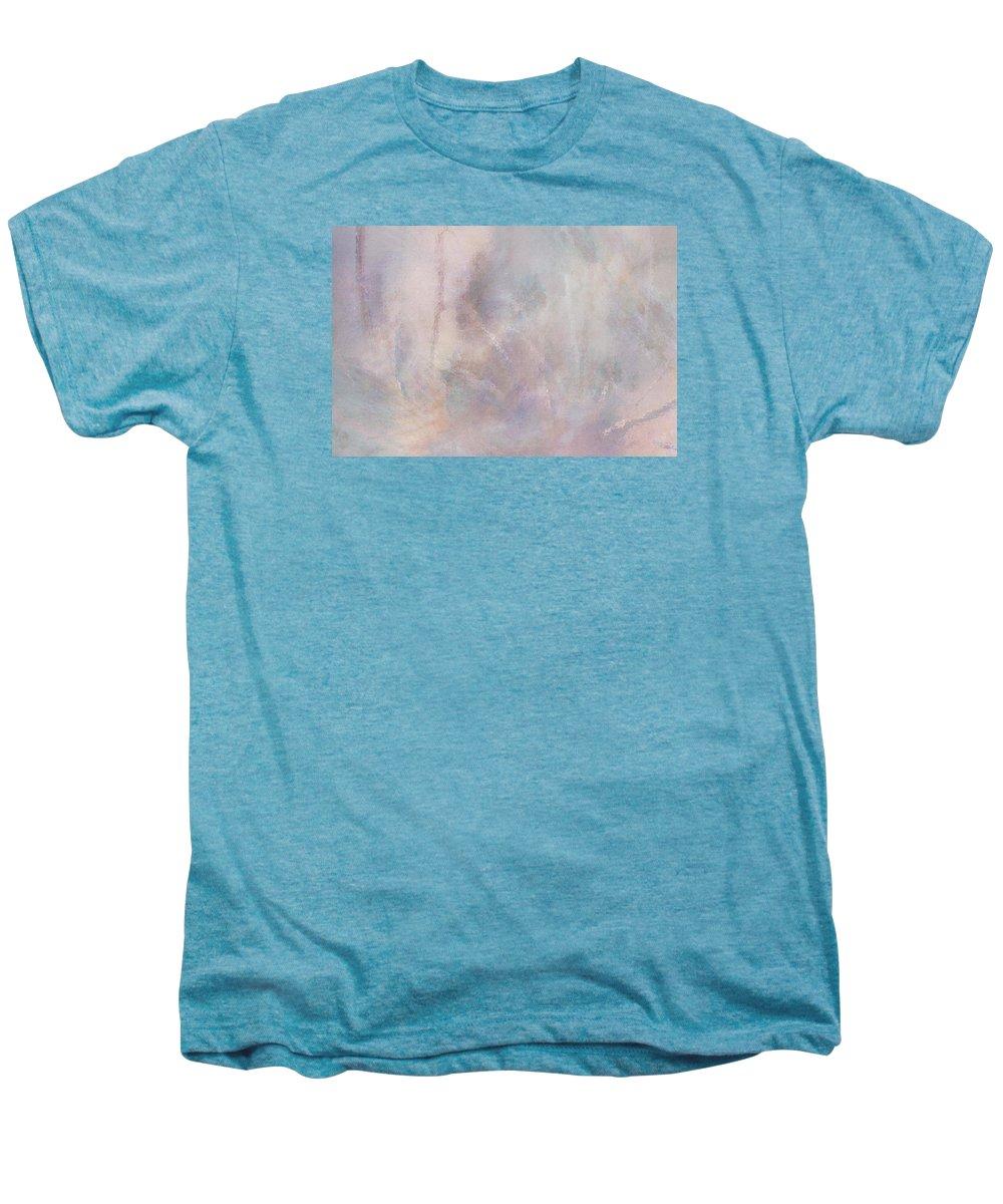 Digital Art Men's Premium T-Shirt featuring the digital art Vanishing Act by Linda Murphy
