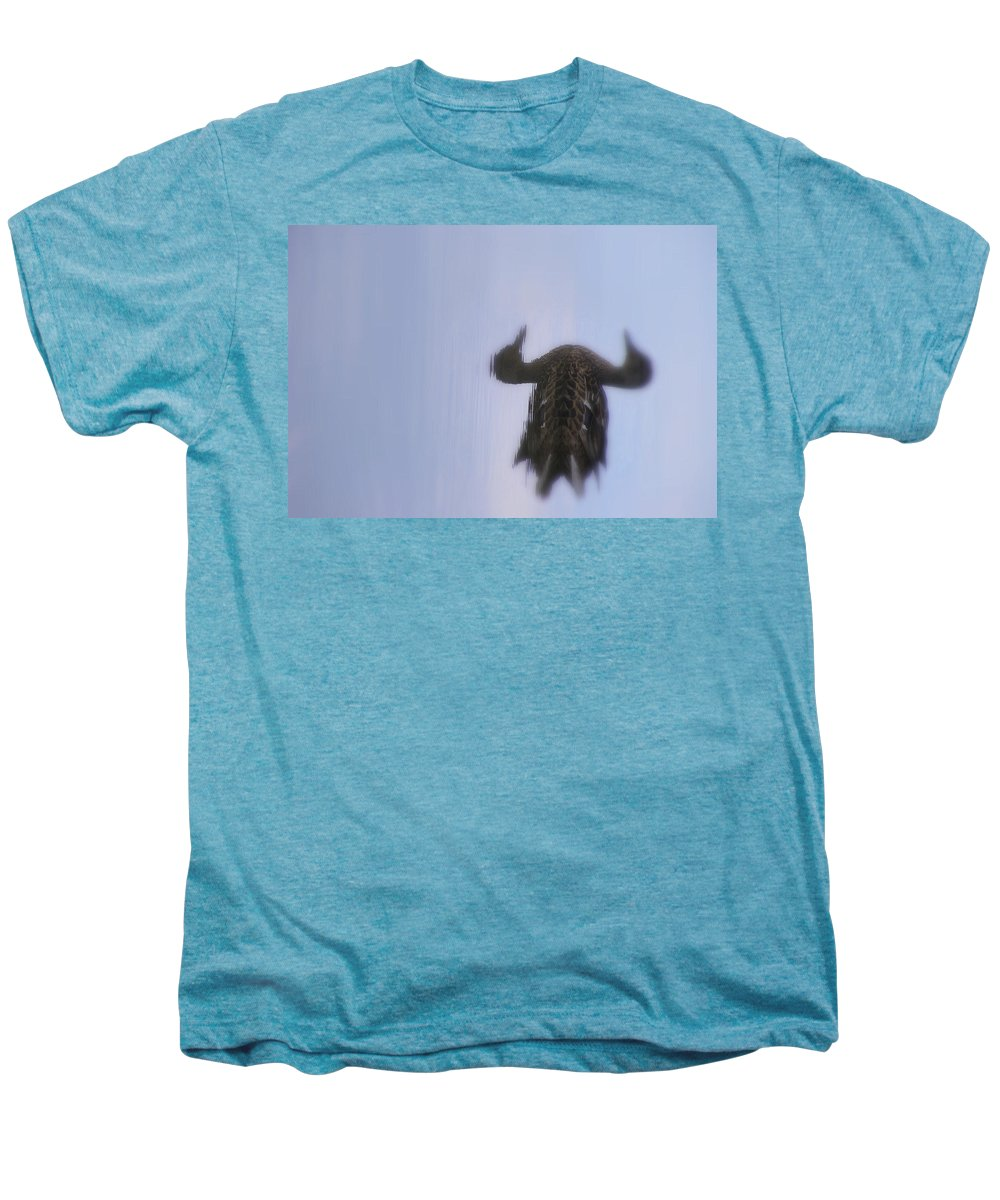 Still Life Men's Premium T-Shirt featuring the photograph Water Buffalo by Ed Smith