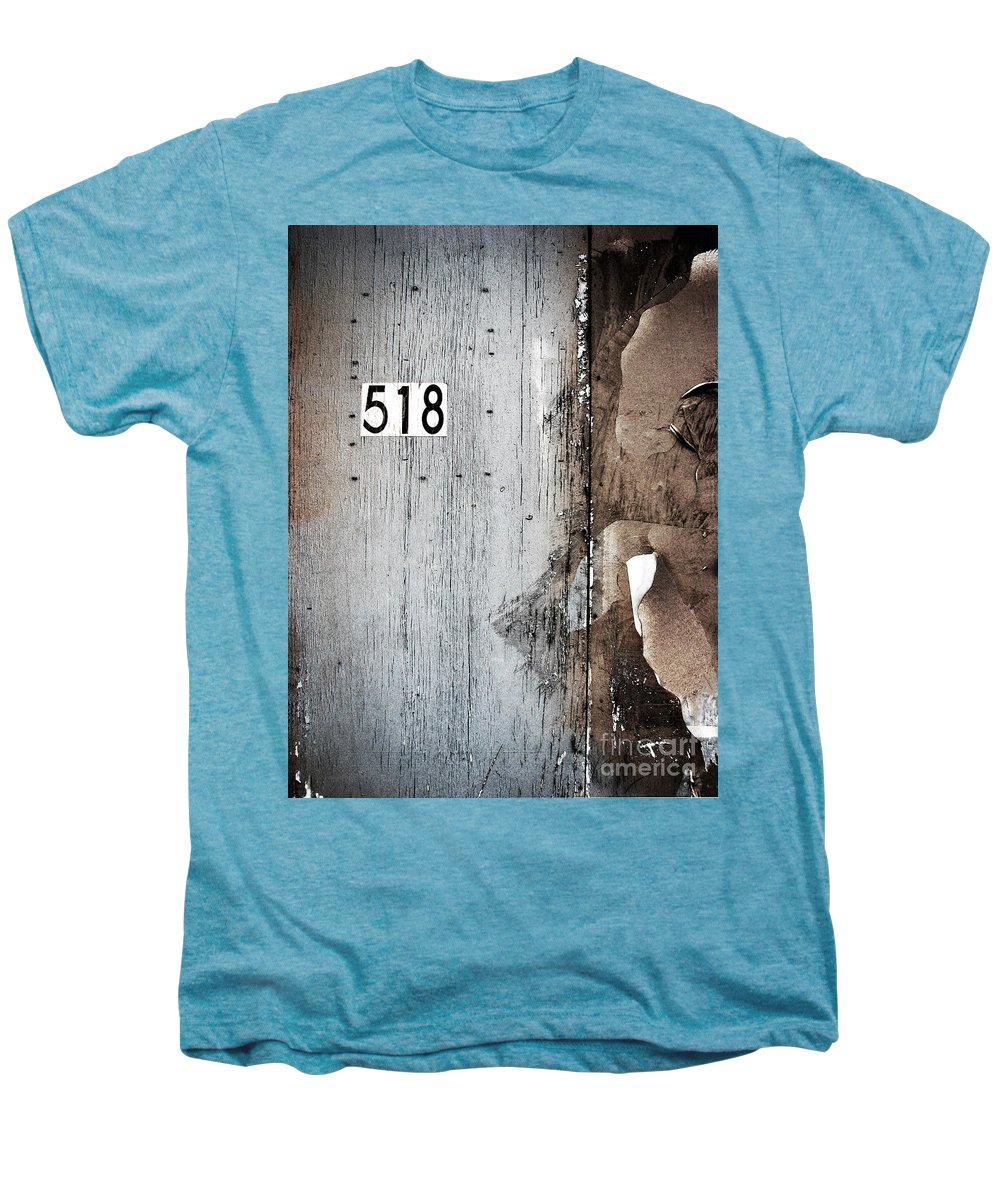 1 Men's Premium T-Shirt featuring the photograph We Are Each Others Keeper by Dana DiPasquale