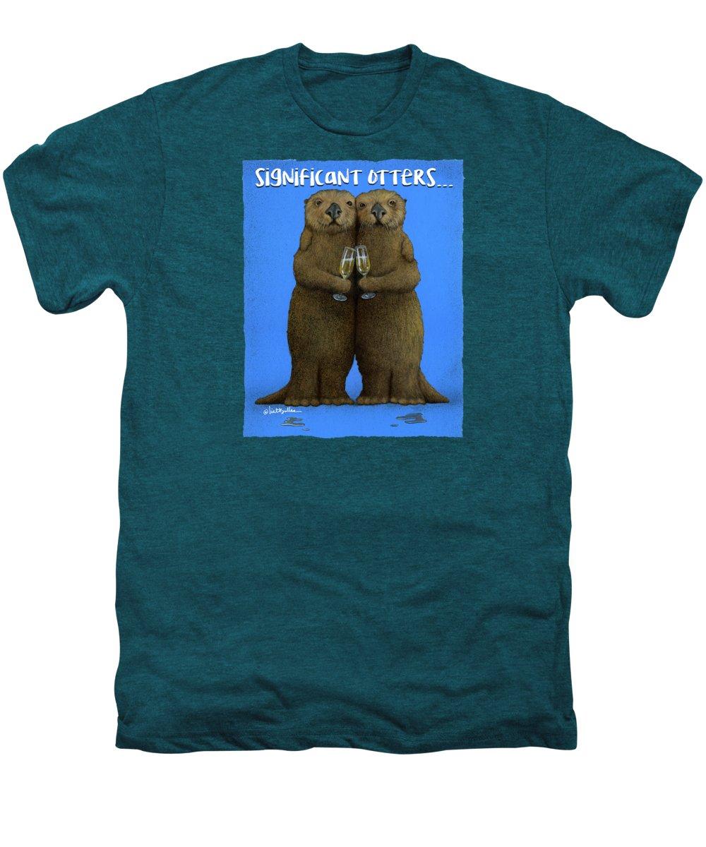 Otter Premium T-Shirts