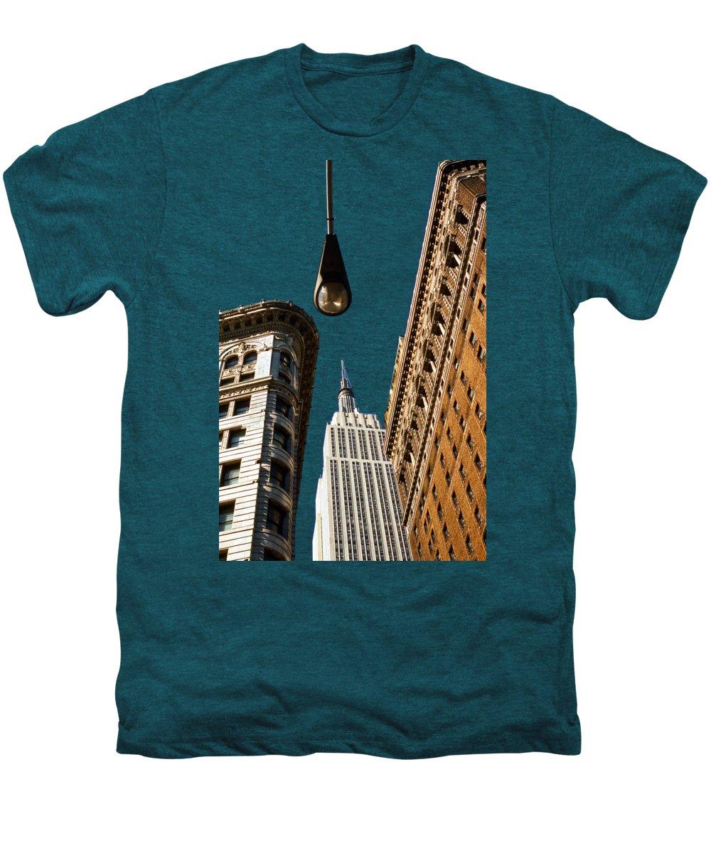 New York City Skyline Premium T-Shirts