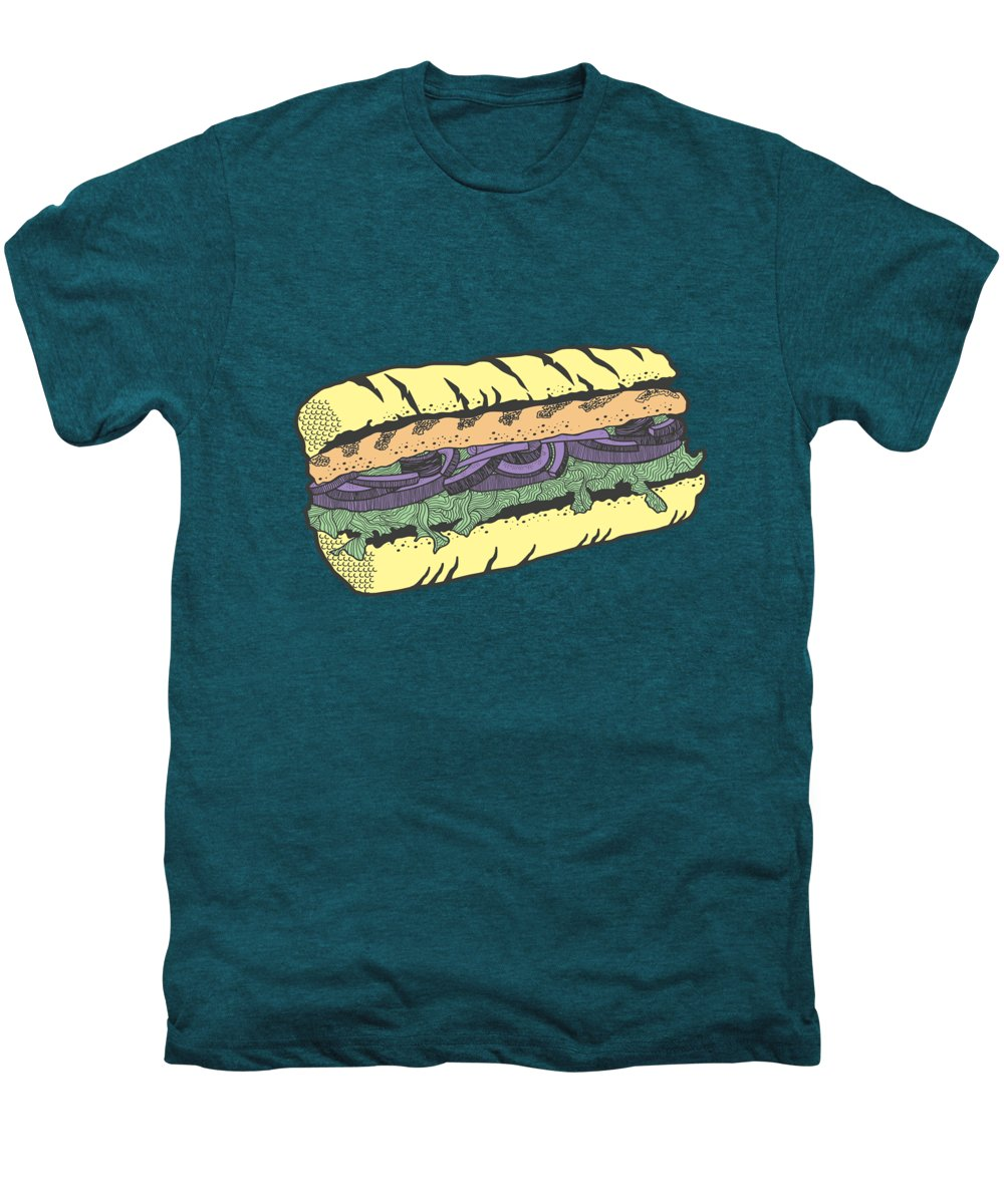 Food And Beverage Premium T-Shirts