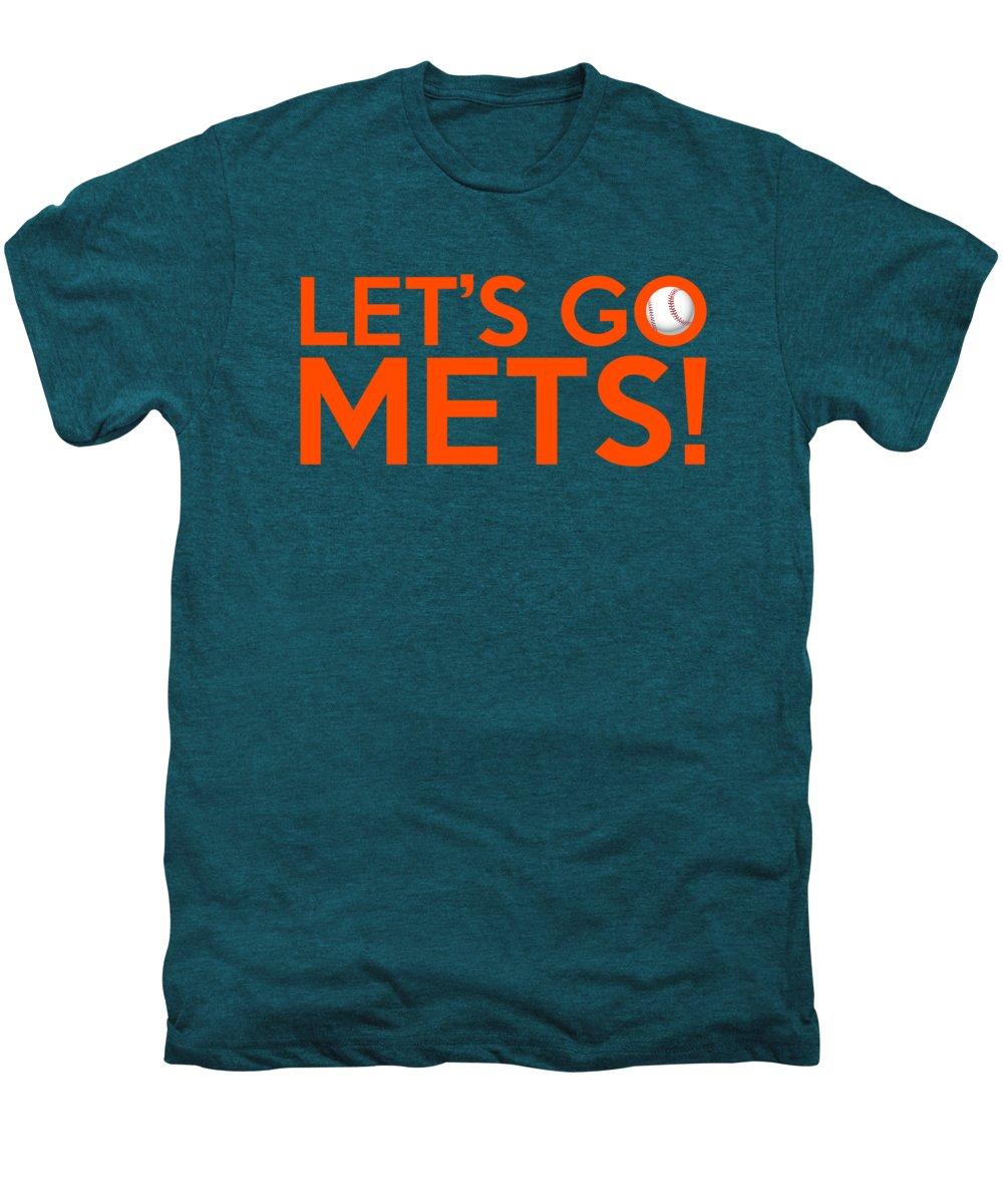 New York Mets Premium T-Shirts