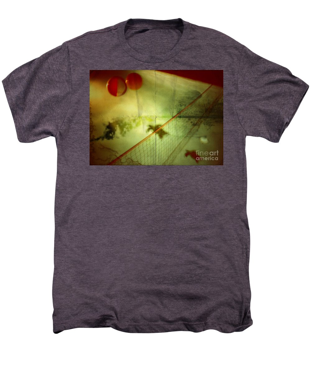 Pool Men's Premium T-Shirt featuring the photograph All Good Things Come To An End by Jason Williams