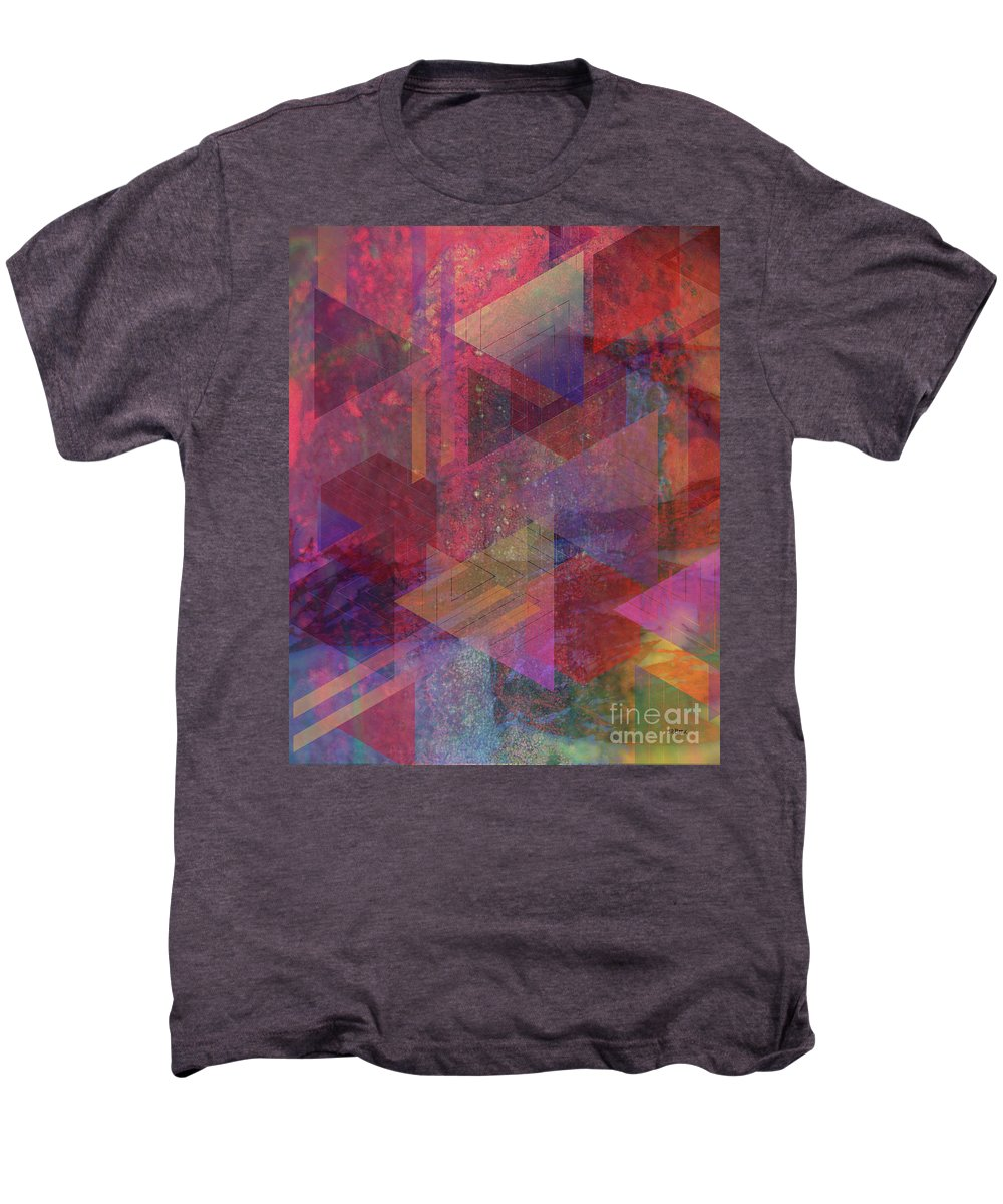 Another Place Men's Premium T-Shirt featuring the digital art Another Place by John Beck