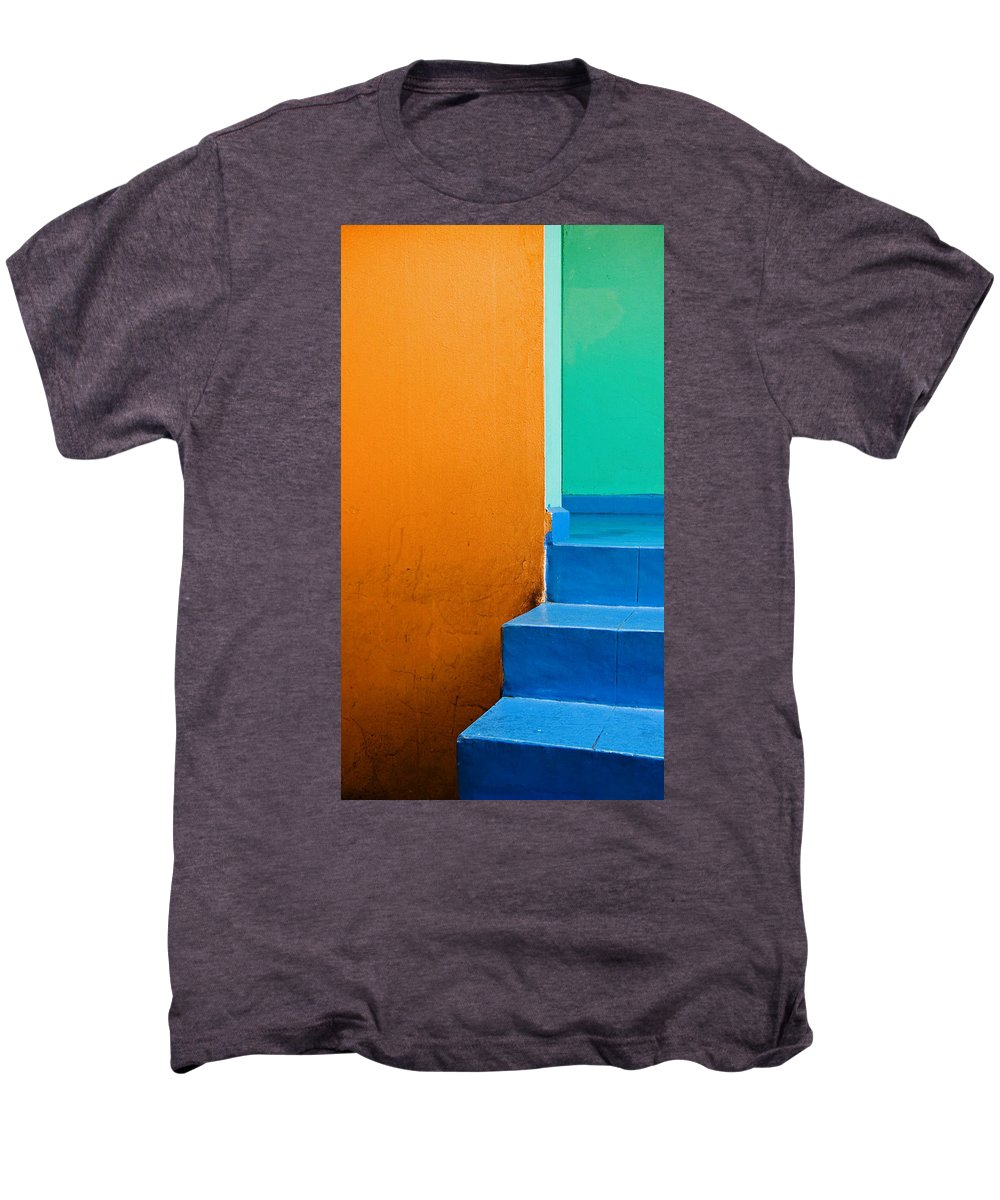 Oaxaca Men's Premium T-Shirt featuring the photograph Creamsicle by Skip Hunt