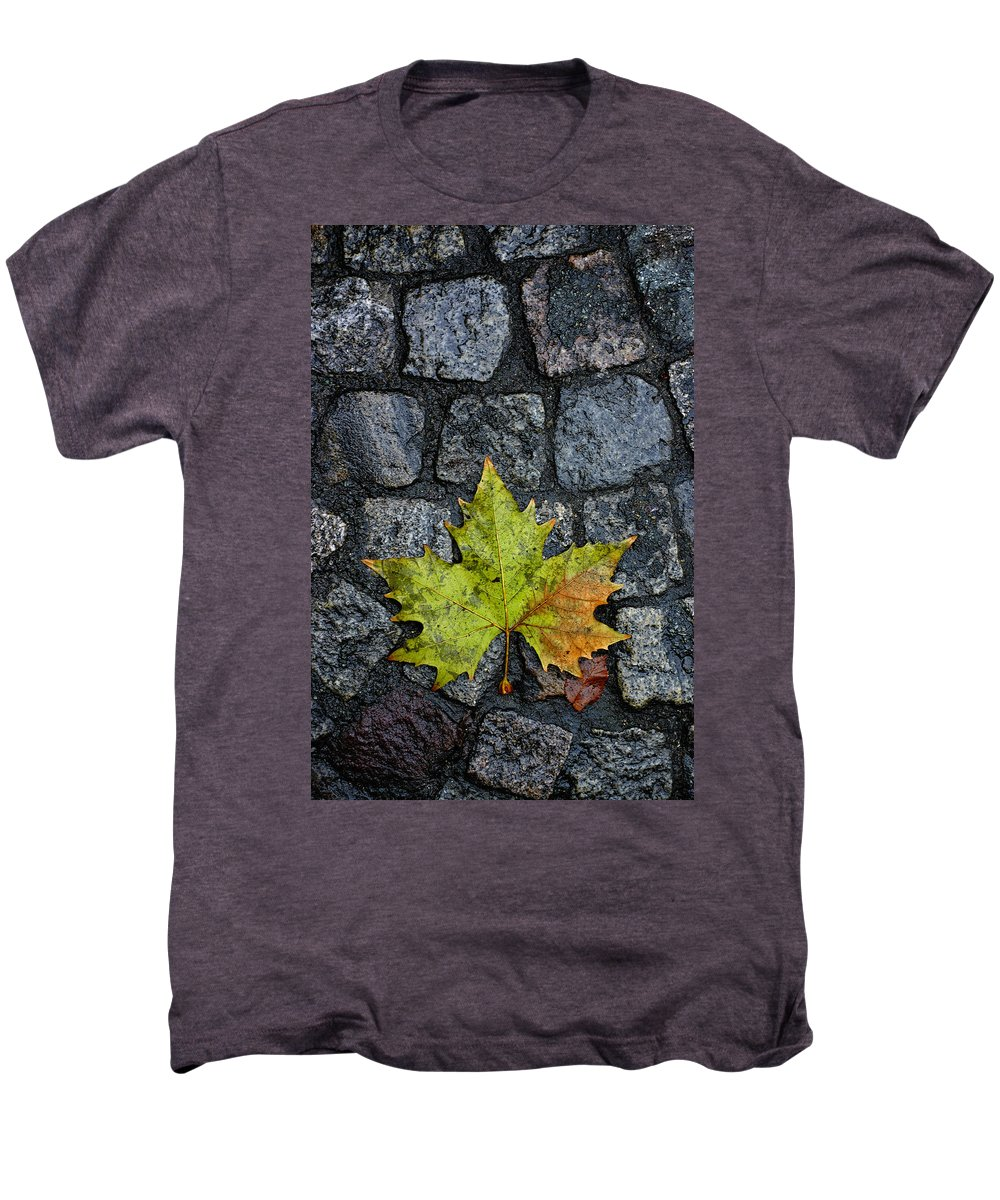 Nature Men's Premium T-Shirt featuring the photograph Deville by Skip Hunt