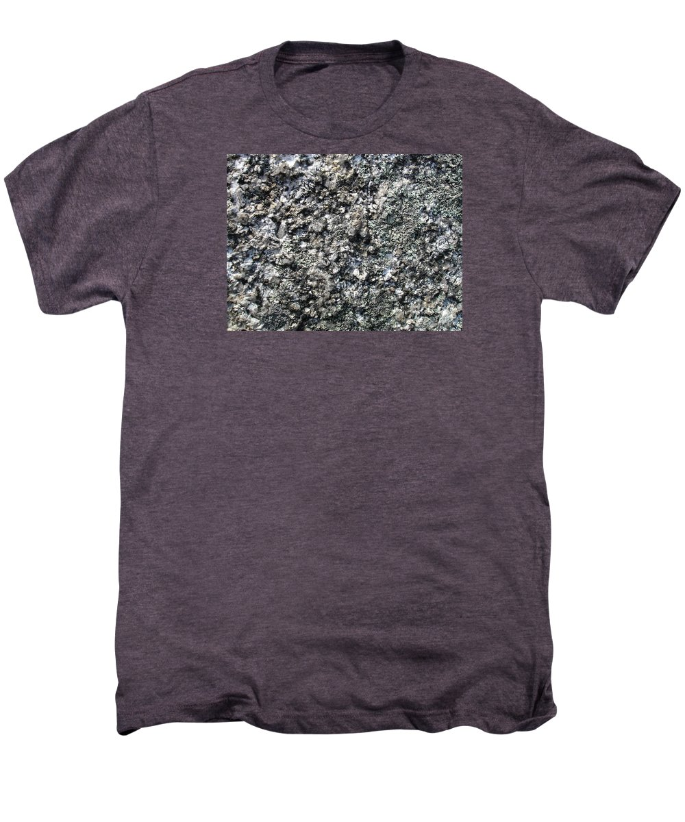 Granite Men's Premium T-Shirt featuring the photograph Granite Mountains by Chad Natti