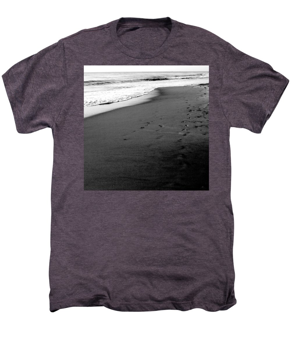Photograph Men's Premium T-Shirt featuring the photograph In My Thoughts by Jean Macaluso