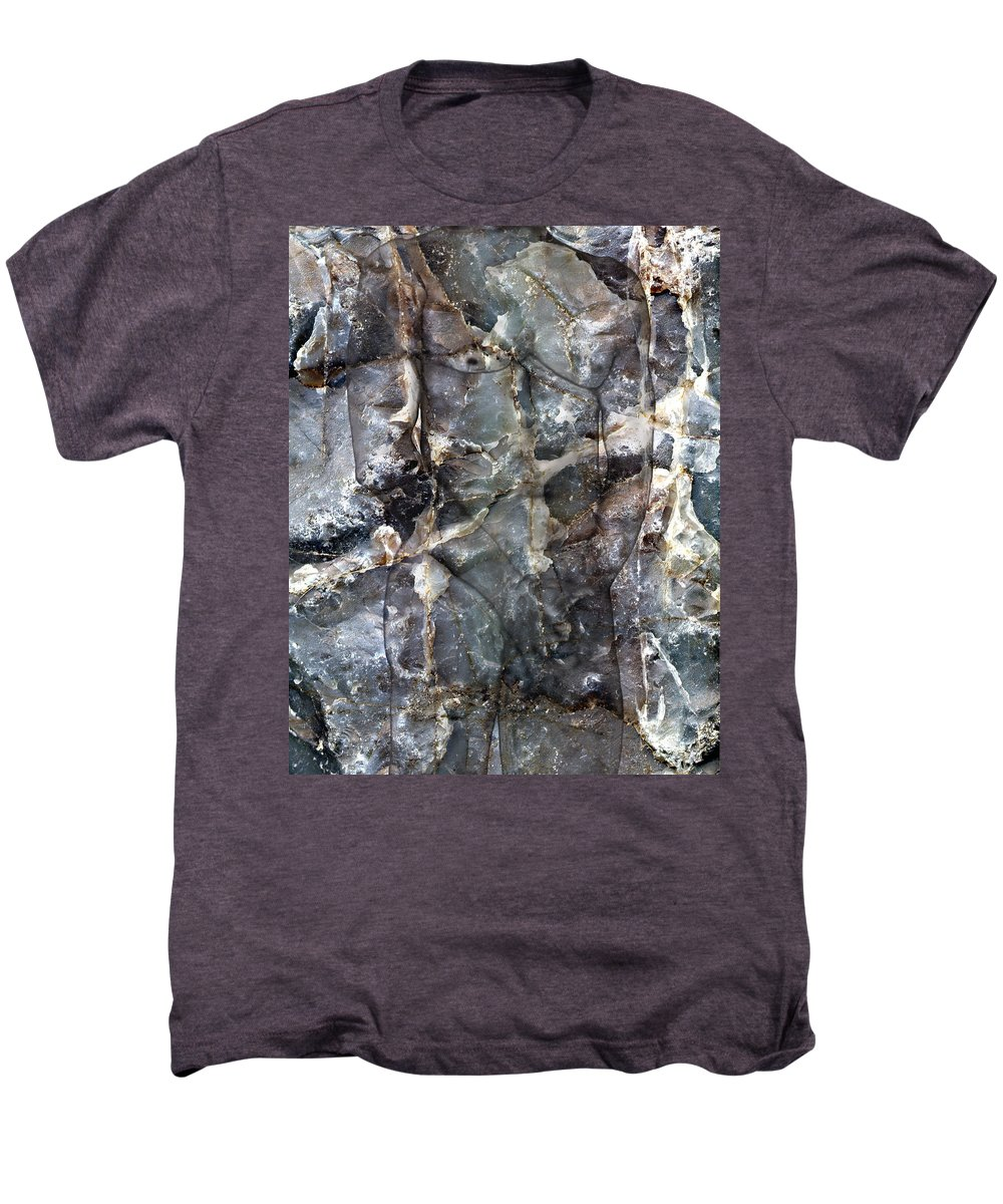 Nudes Men's Premium T-Shirt featuring the photograph Metamorphosis Male by Kurt Van Wagner