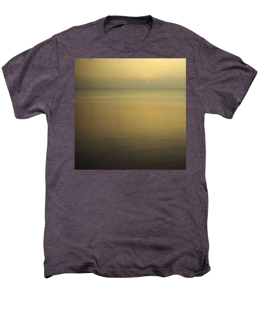 Blur Men's Premium T-Shirt featuring the photograph Tell Me If You Know All This by Dana DiPasquale