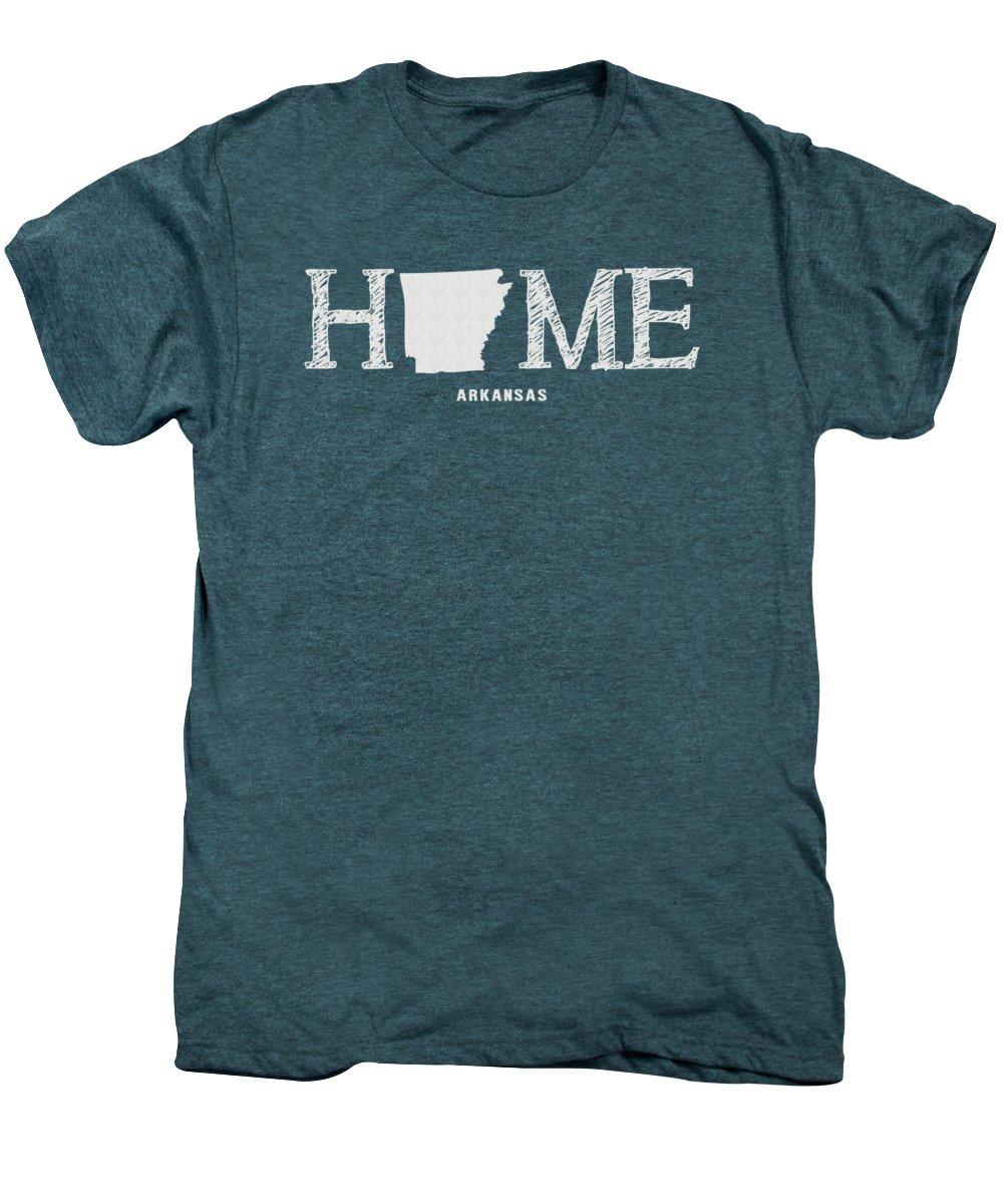 University Of Arkansas Premium T-Shirts