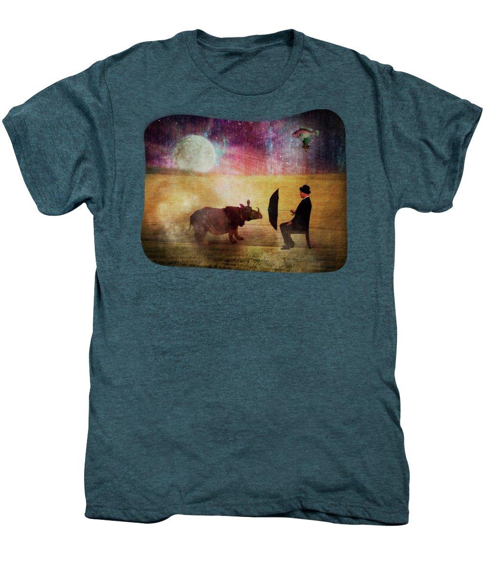 Rhinocerus Premium T-Shirts