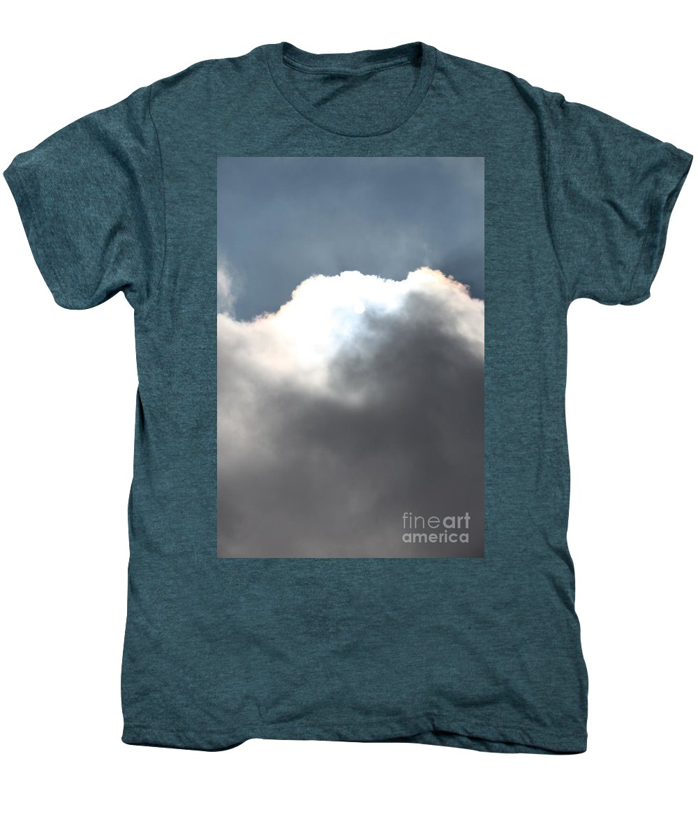 Hope Men's Premium T-Shirt featuring the photograph Hope by Nadine Rippelmeyer