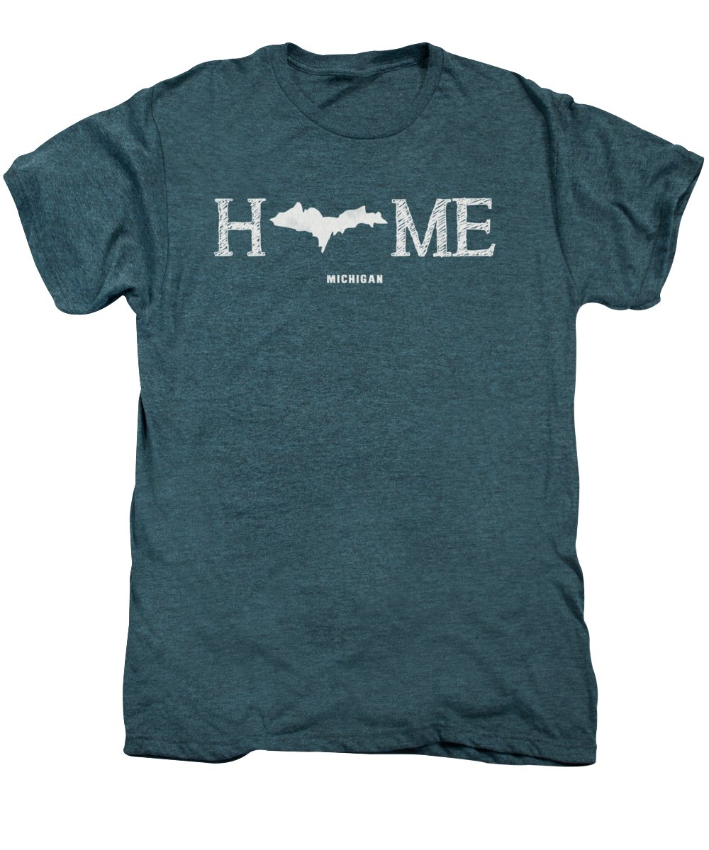 University Of Michigan Premium T-Shirts