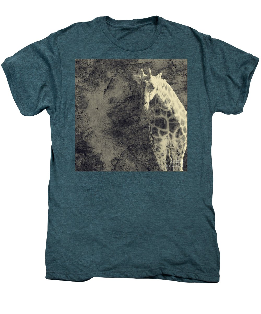 Dipasquale Men's Premium T-Shirt featuring the photograph ...the Vast Expanses Of The Earth by Dana DiPasquale