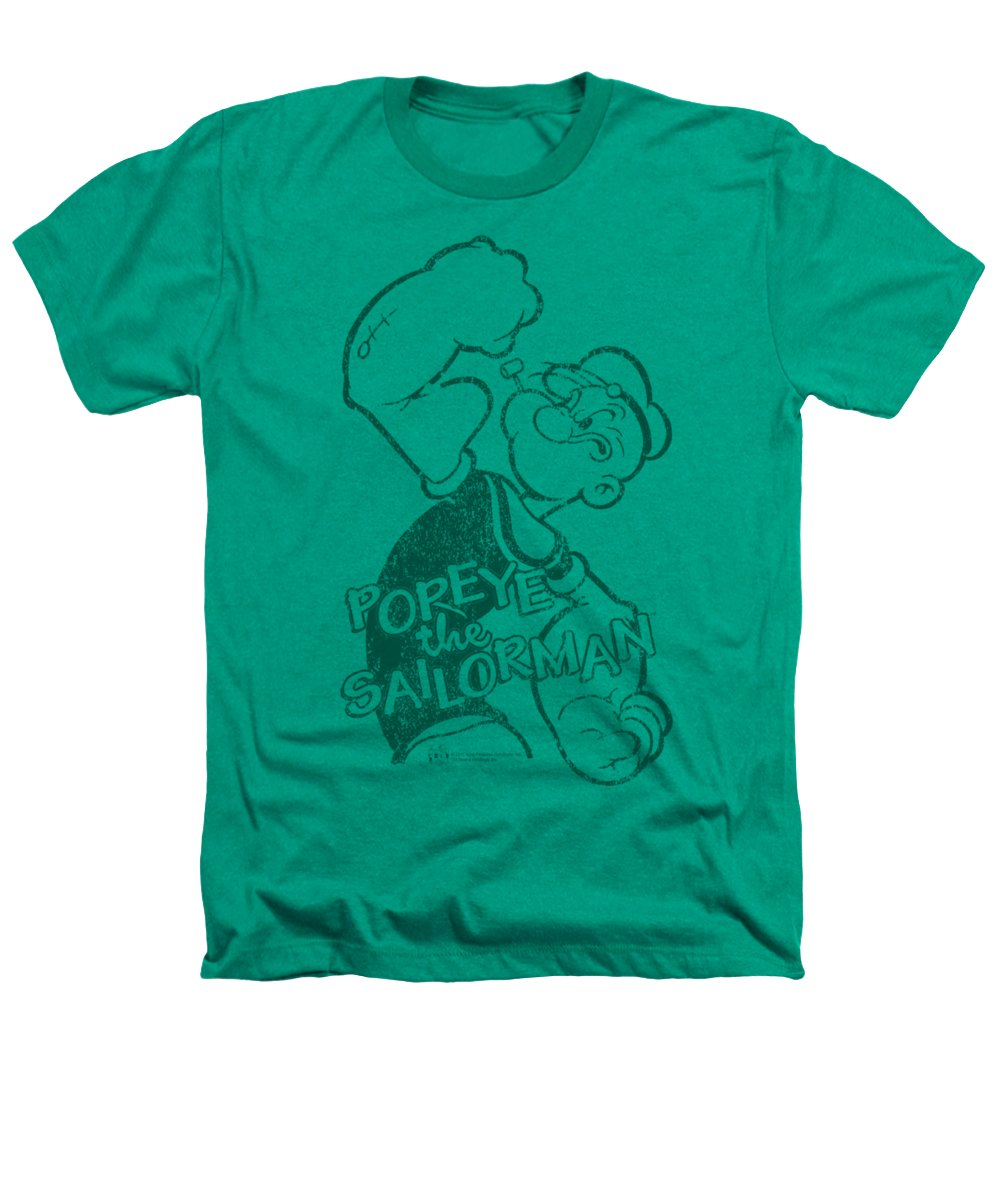 Spinach Heathers T-Shirts