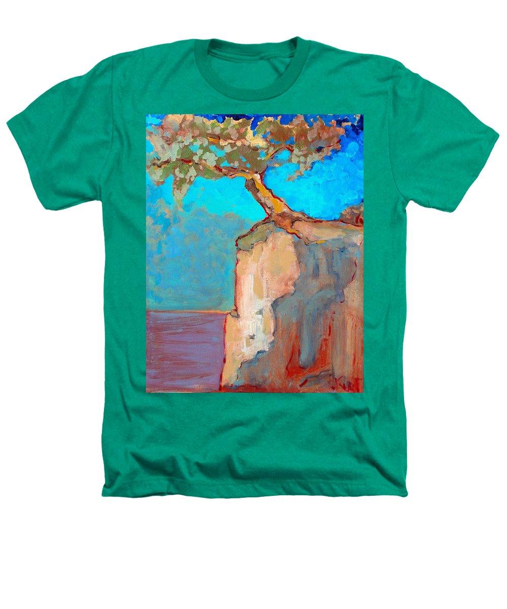 Tree Heathers T-Shirt featuring the painting Albero by Kurt Hausmann