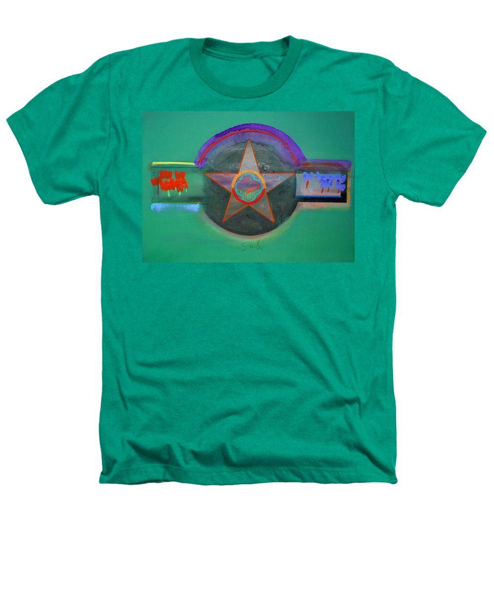 Star Heathers T-Shirt featuring the painting Arlington Green by Charles Stuart