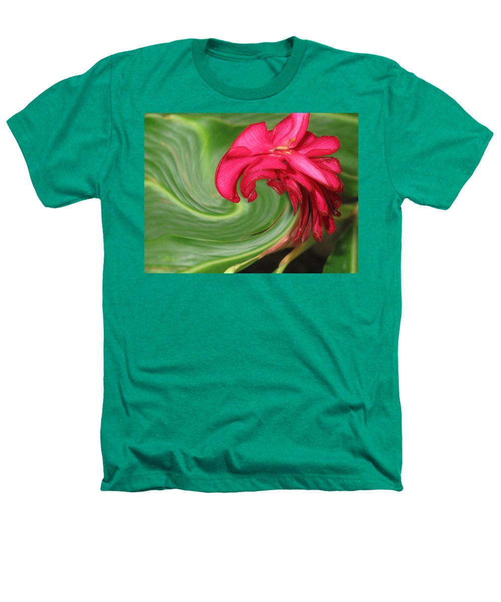 Flower Heathers T-Shirt featuring the photograph Come To Me by Ian MacDonald
