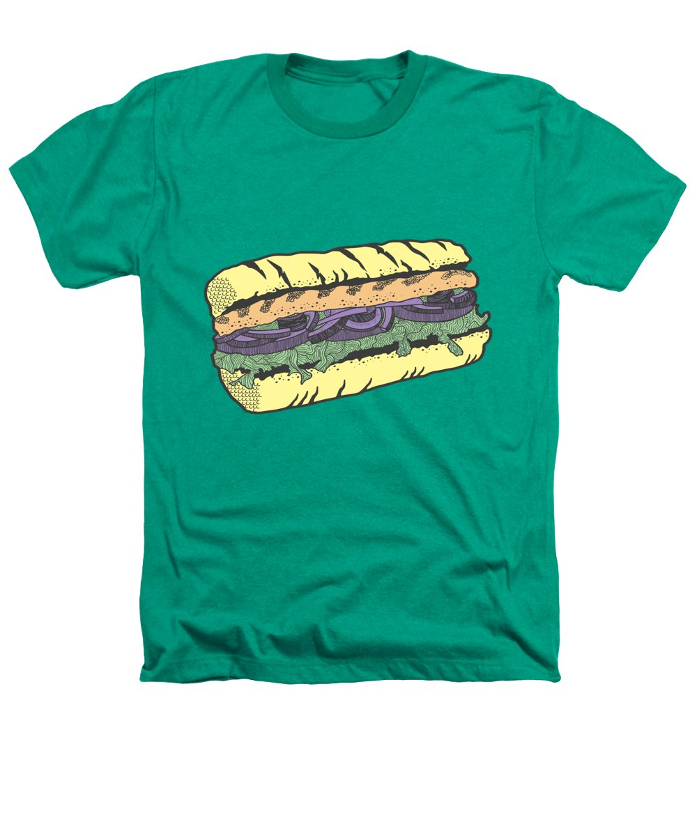 Vegetables Heathers T-Shirts