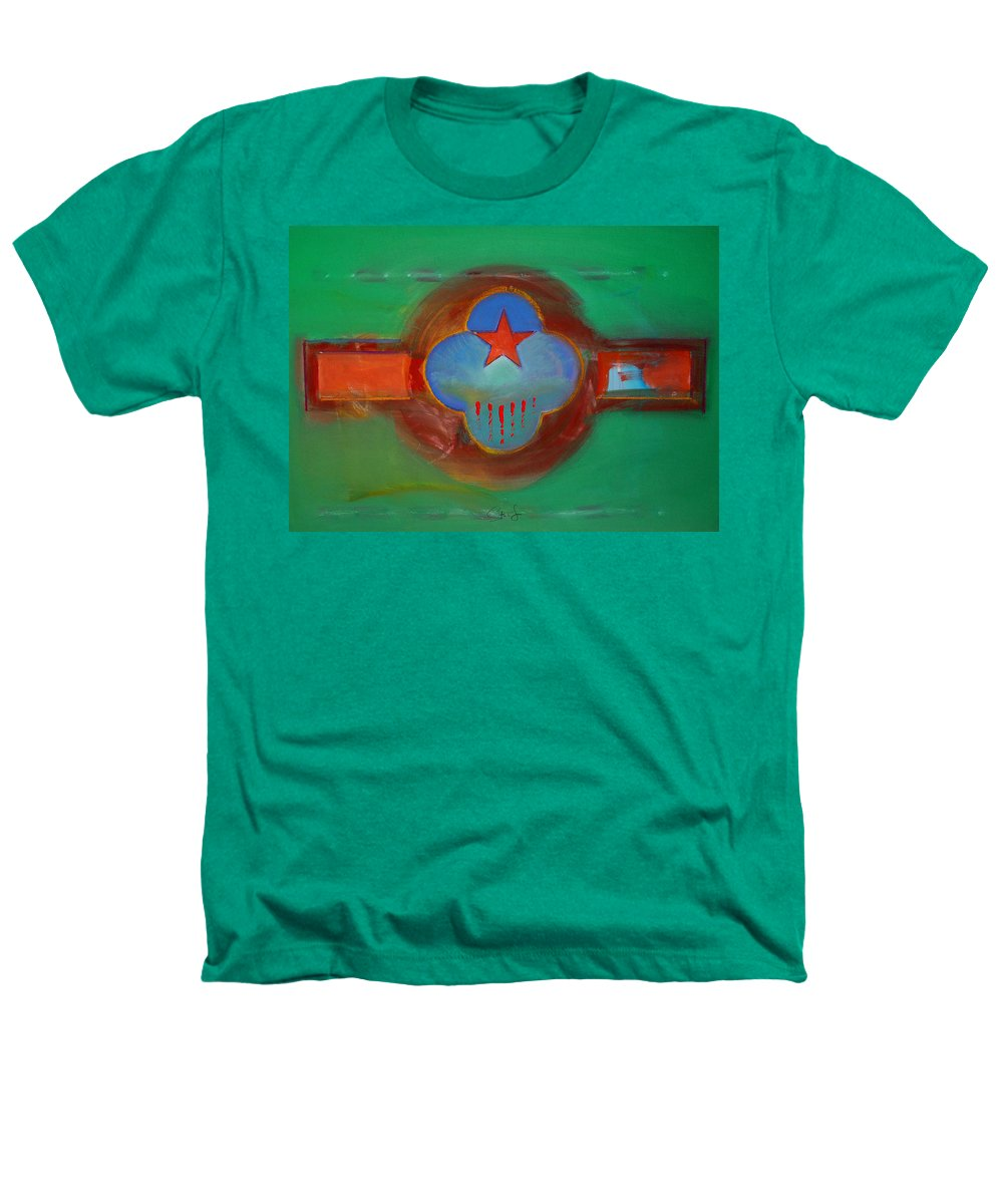 Star Heathers T-Shirt featuring the painting Grand Canal by Charles Stuart