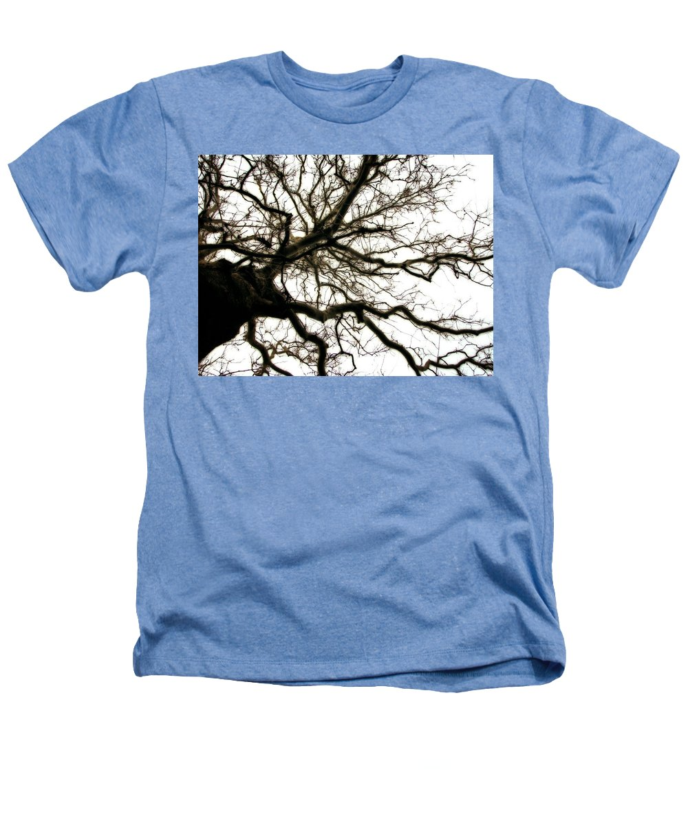Branches Heathers T-Shirt featuring the photograph Branches by Michelle Calkins