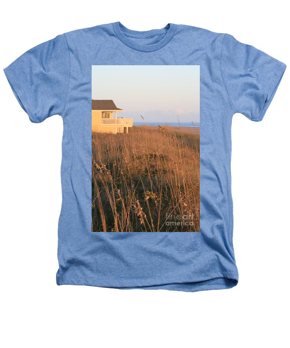 Relaxation Heathers T-Shirt featuring the photograph Relaxation by Nadine Rippelmeyer