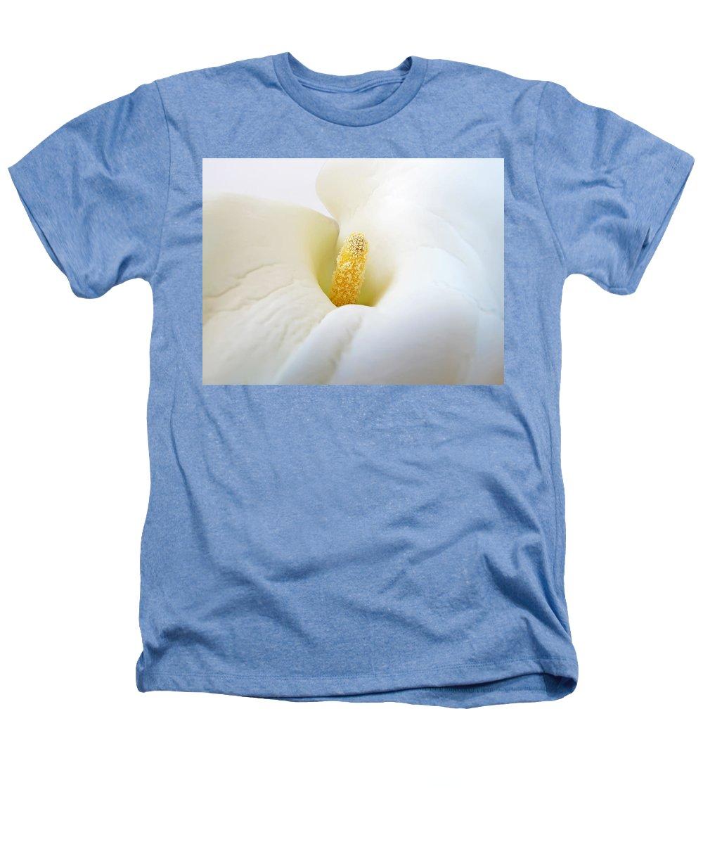 Flower Heathers T-Shirt featuring the photograph Calla by Daniel Csoka