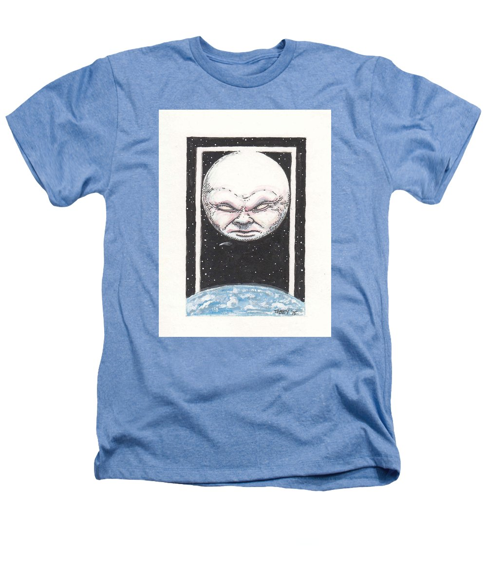 Furniture Heathers T-Shirt featuring the drawing Untitled by Tobey Anderson