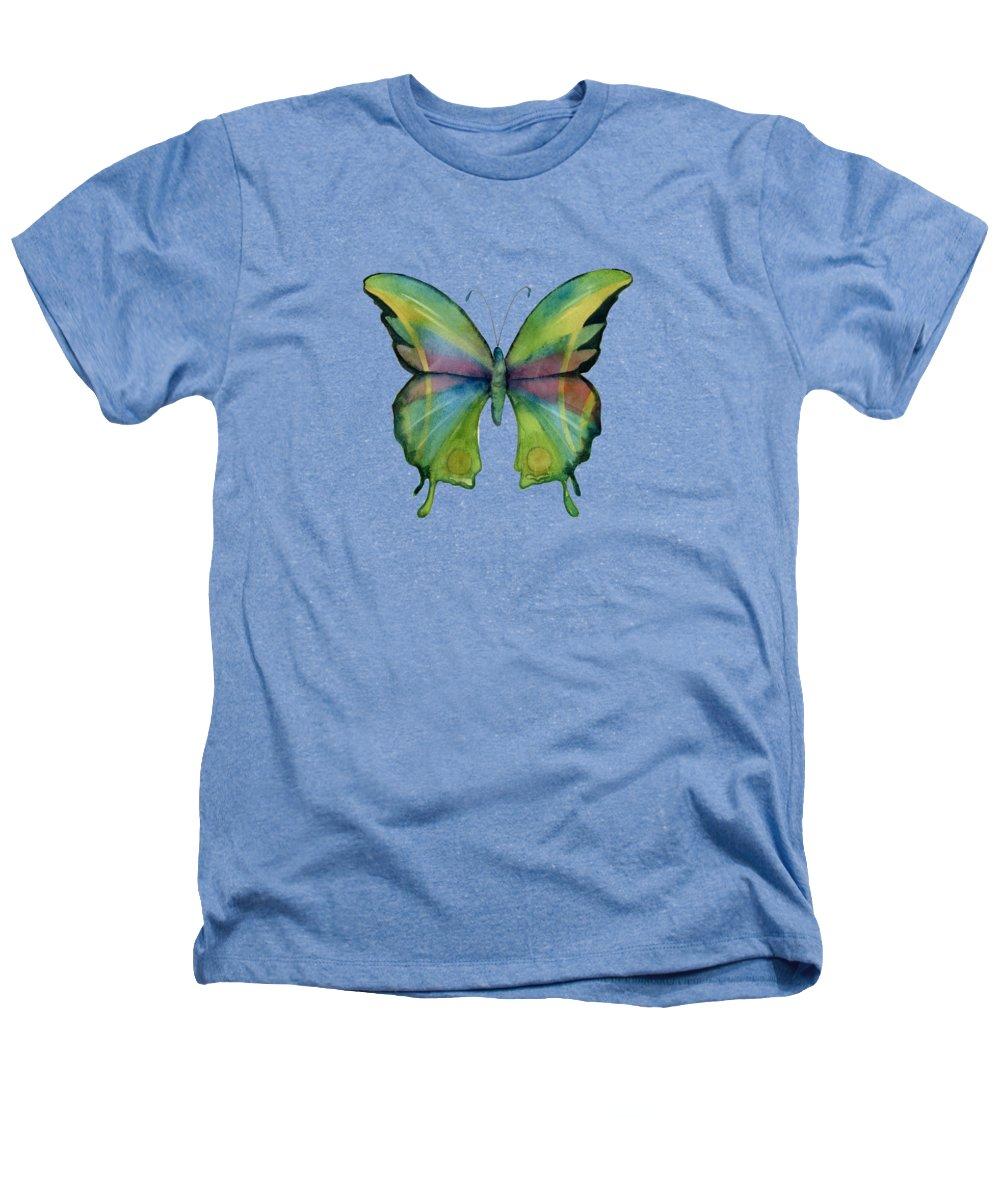 Lime Heathers T-Shirts