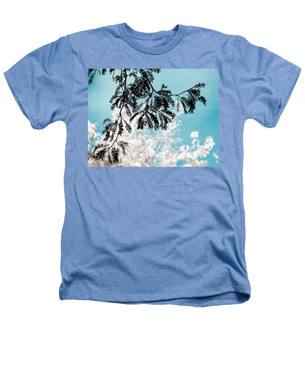 Tree Heathers T-Shirt featuring the photograph Abstract Locust by Marilyn Hunt