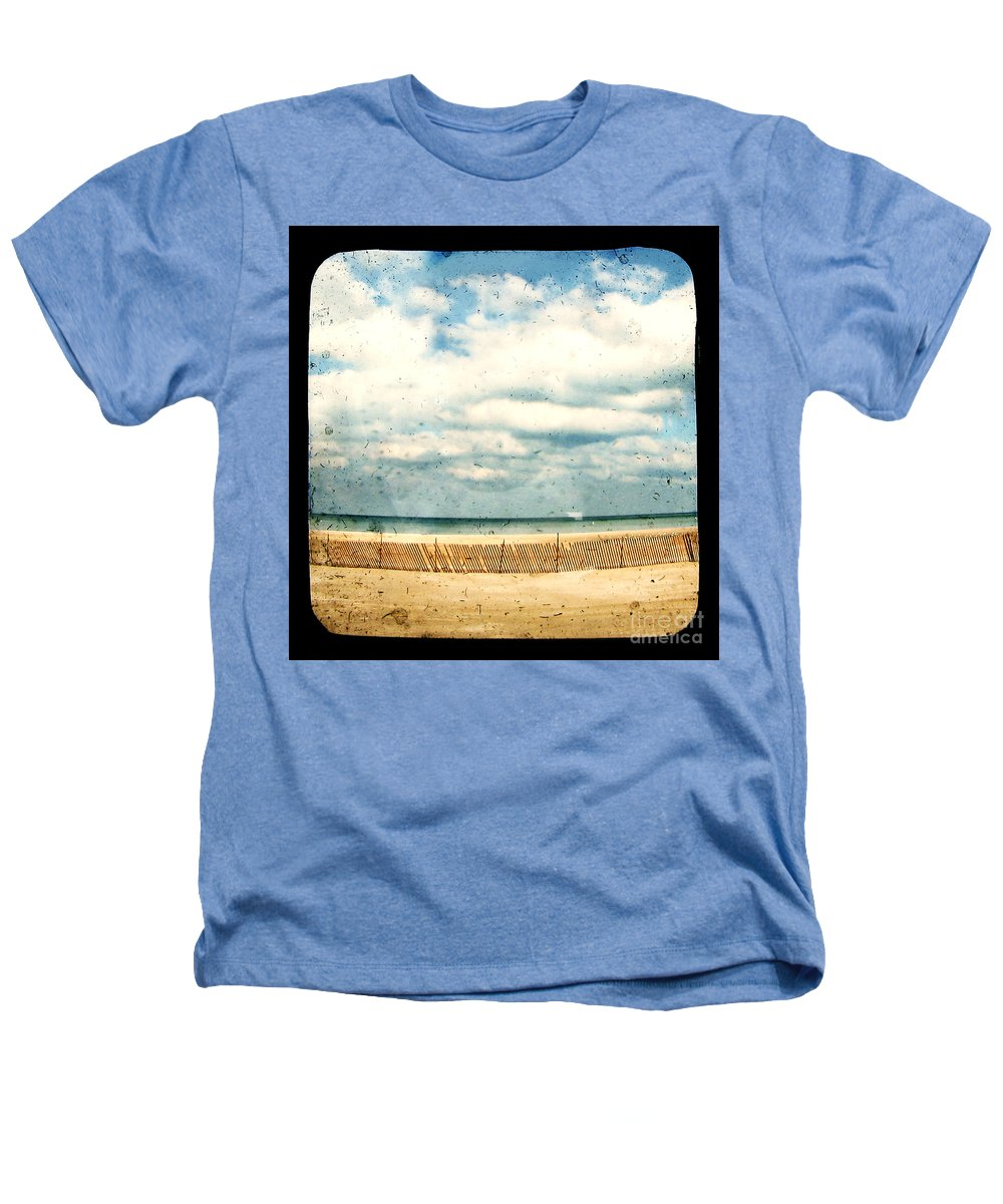 Ocea Heathers T-Shirt featuring the photograph At Rest by Dana DiPasquale